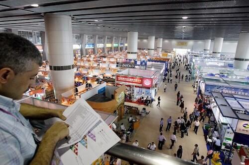 Feria de Cantón en China